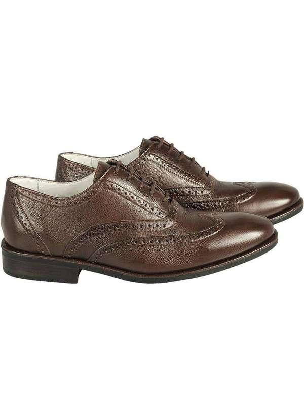 Sapato Social Masculino Oxford Sandro Moscoloni Cl