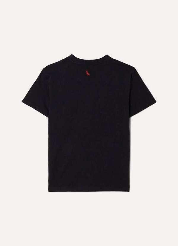 Camiseta Mini Suquinho Preto