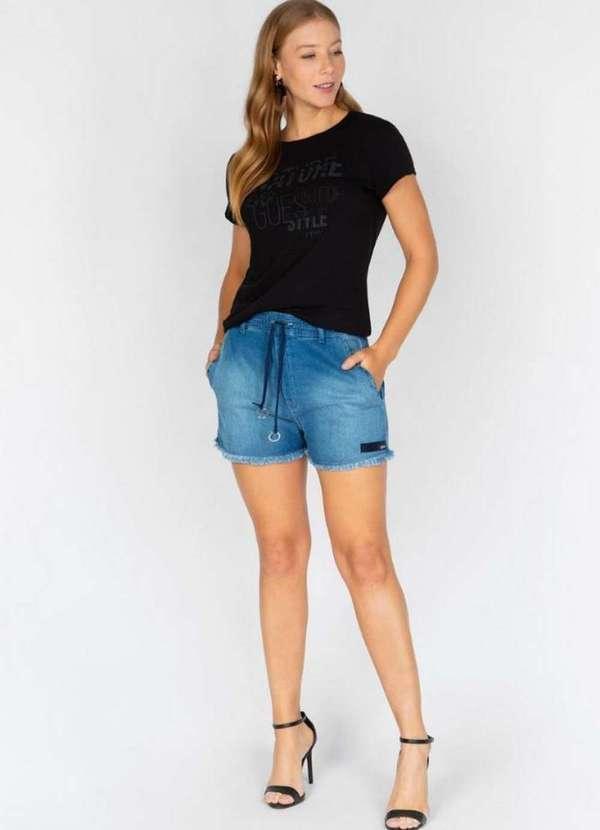 Shorts Shakira Unico Multicores